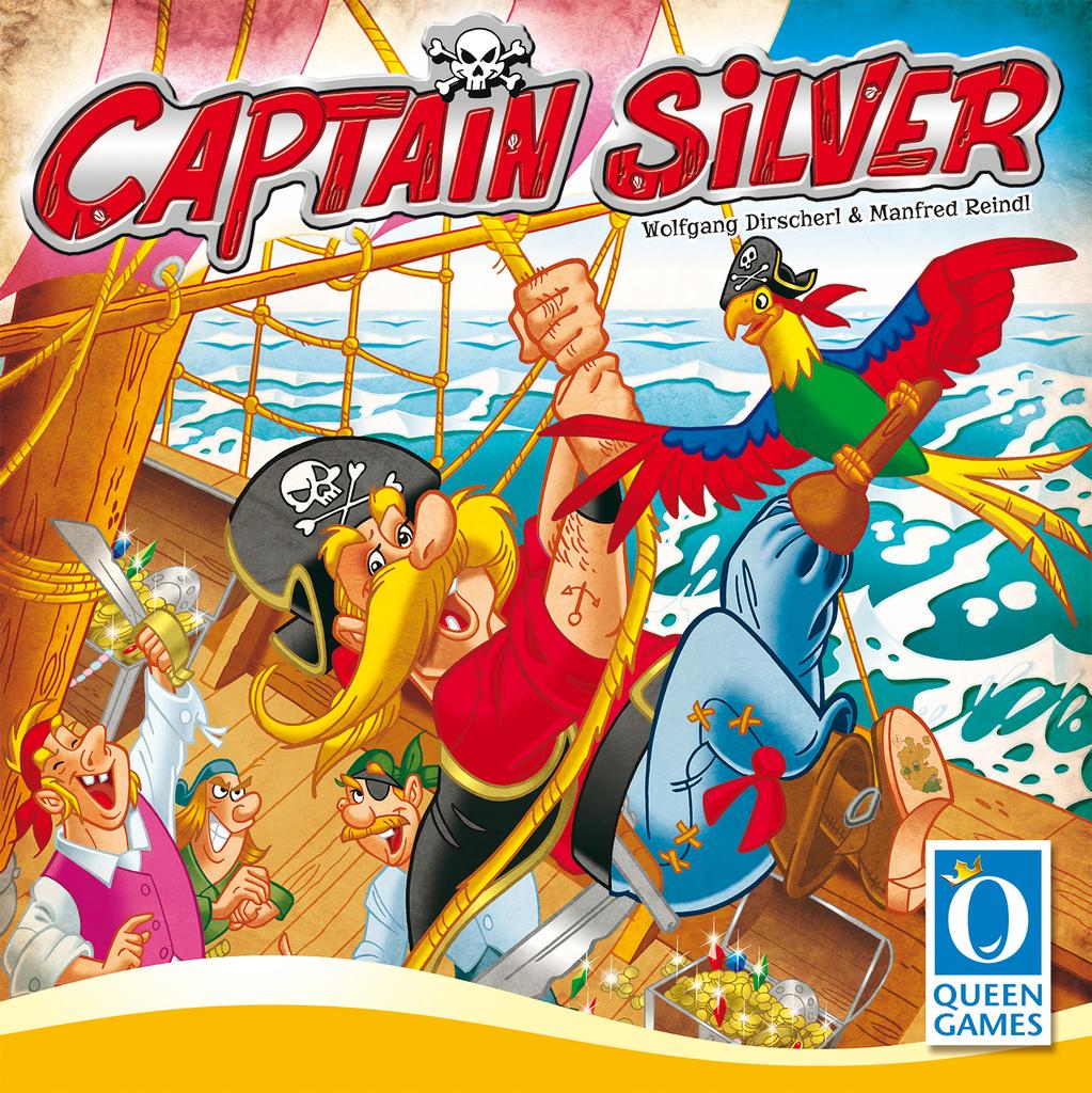 キャプテンシルバー